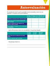 Lengua Materna Español Sexto grado página 121