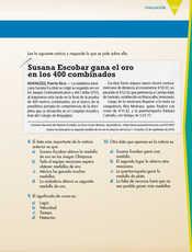 Lengua Materna Español Sexto grado página 123