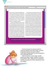 Lengua Materna Español Sexto grado página 126