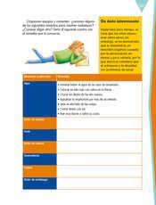 Lengua Materna Español Sexto grado página 127