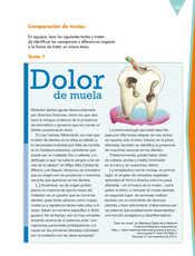 Lengua Materna Español Sexto grado página 129
