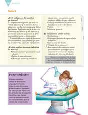 Lengua Materna Español Sexto grado página 130
