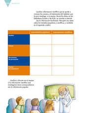 Lengua Materna Español Sexto grado página 132