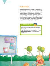 Lengua Materna Español Sexto grado página 134