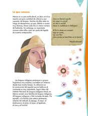 Lengua Materna Español Sexto grado página 137