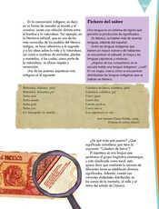 Lengua Materna Español Sexto grado página 139