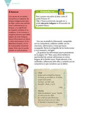 Lengua Materna Español Sexto grado página 142