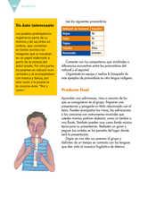 Lengua Materna Español Sexto grado página 144