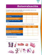 Lengua Materna Español Sexto grado página 145