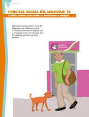 Lengua Materna Español Sexto grado página 146