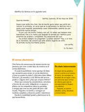 Lengua Materna Español Sexto grado página 151