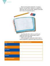 Lengua Materna Español Sexto grado página 152