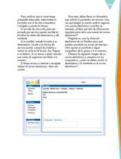 Lengua Materna Español Sexto grado página 153