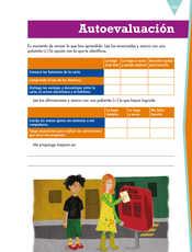 Lengua Materna Español Sexto grado página 155