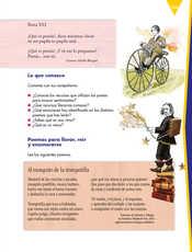 Lengua Materna Español Sexto grado página 159