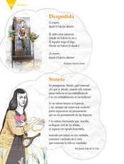 Lengua Materna Español Sexto grado página 160