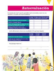 Lengua Materna Español Sexto grado página 169