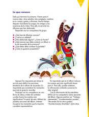 Lengua Materna Español Sexto grado página 171