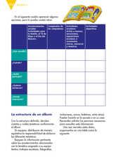 Lengua Materna Español Sexto grado página 172