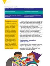 Lengua Materna Español Sexto grado página 174