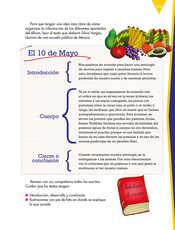Lengua Materna Español Sexto grado página 175