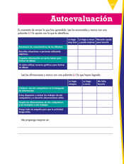 Lengua Materna Español Sexto grado página 177
