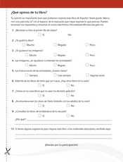 Lengua Materna Español Sexto grado página 183