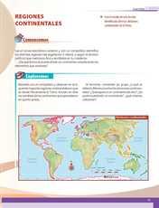 Geografía Sexto grado página 011