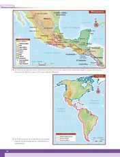Geografía Sexto grado página 014