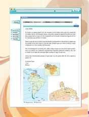 Geografía Sexto grado página 018