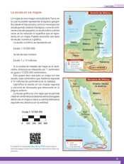 Geografía Sexto grado página 021