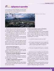 Geografía Sexto grado página 031