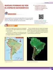 Geografía Sexto grado página 033