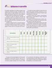 Geografía Sexto grado página 037