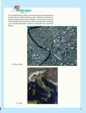 Geografía Sexto grado página 039
