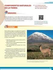 Geografía Sexto grado página 045