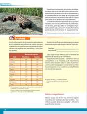 Geografía Sexto grado página 056