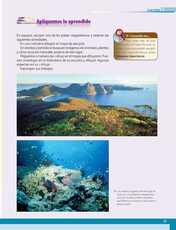 Geografía Sexto grado página 057