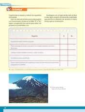 Geografía Sexto grado página 068