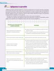 Geografía Sexto grado página 070