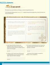 Geografía Sexto grado página 072