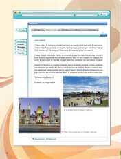 Geografía Sexto grado página 092