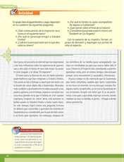 Geografía Sexto grado página 094