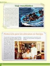 Geografía Sexto grado página 098