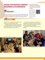 Geografía Sexto grado página 113