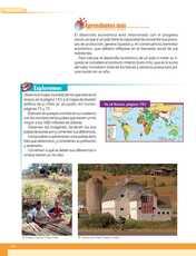 Geografía Sexto grado página 114