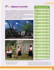 Geografía Sexto grado página 117