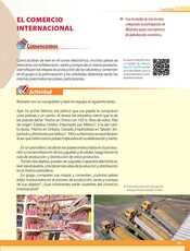 Geografía Sexto grado página 119