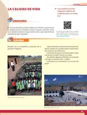 Geografía Sexto grado página 149