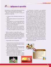 Geografía Sexto grado página 171